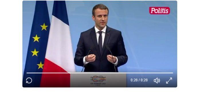 Macron, i migranti e il malthusianesimo delirante