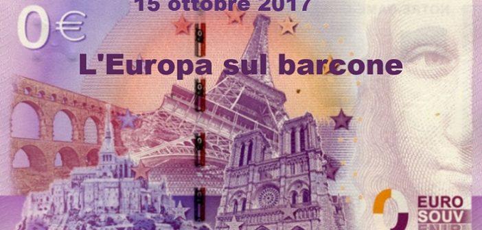 """""""L'Europa sul barcone"""": intervento di E. Pennetta (video)"""