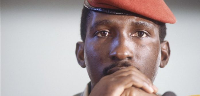 15 ottobre 1987: l'assassinio di Thomas Sankara