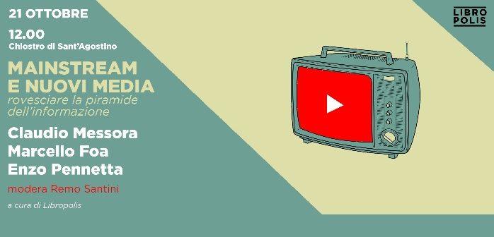 A Libropolis parleremo del futuro dell'informazione – 21 ottobre 2018