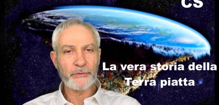 La vera storia della Terra piatta