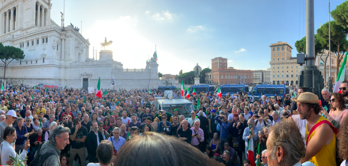 """""""Liberiamo l'Italia"""""""