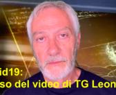 Covid19: il caso del video di TG Leonardo